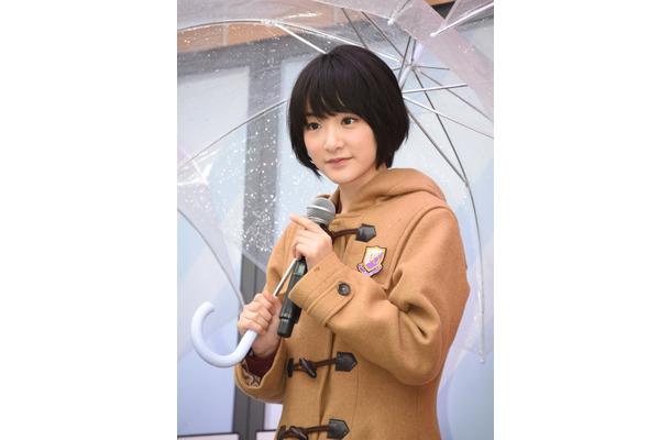 生駒里奈さんのコスチューム