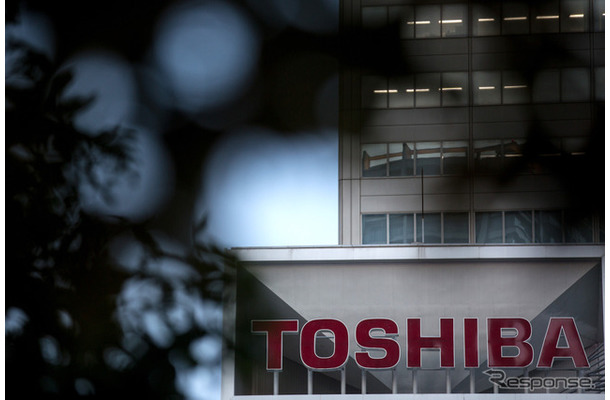 東芝 (c) Getty Images