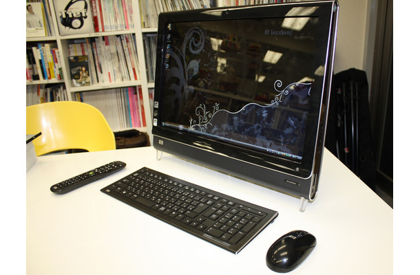 HP TouchSmart PC IQ500