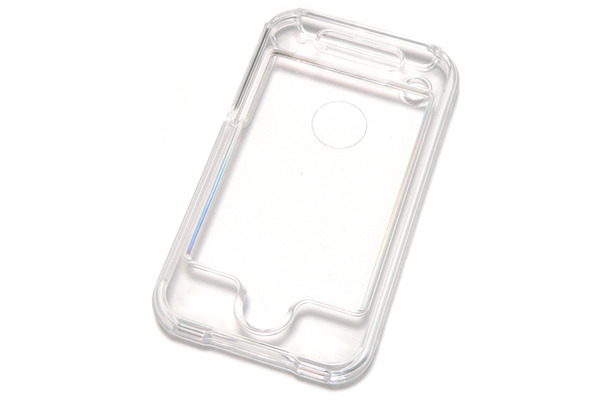 「Crystal Case for iPhone 3G」(BI-IP3CRYSTAL/C)