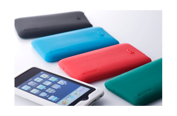 Simplism Silicone case for iPod touch(2nd)