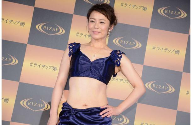 佐藤仁美、ダイエット成功でセクシードレス!有吉弘行が