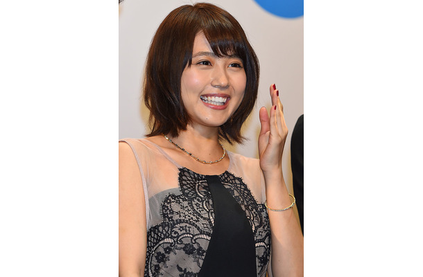 有村架純 (c)Getty Images