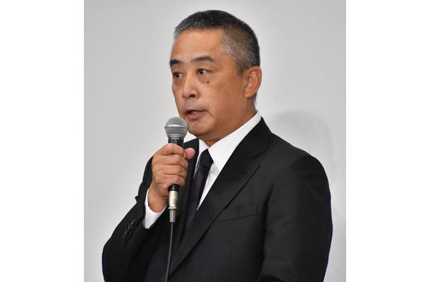 吉本興業・岡本昭彦社長記者会見【写真:竹内みちまろ】