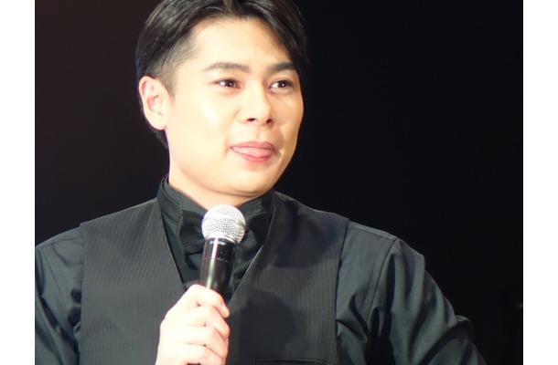 平成ノブシコブシ・吉村(撮影:編集部)