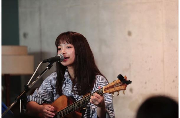 活動休止中の9nine村田寛奈、初のソロライブ開催で新曲披露
