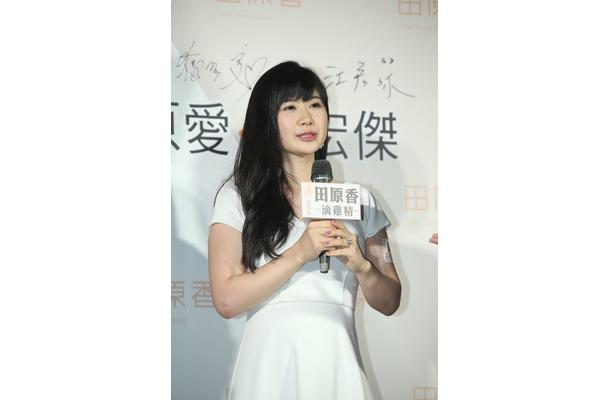 福原愛 (c)Getty Images