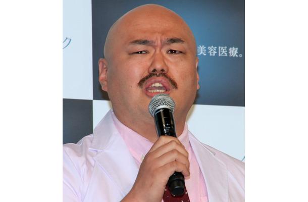 安田大サーカス・クロちゃん【撮影:小宮山あきの】
