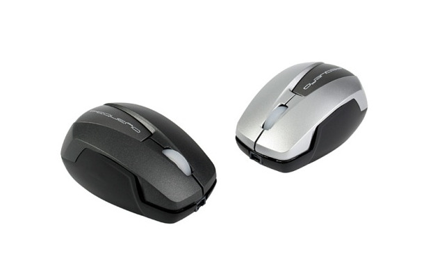 e-blue PEQUENO 2.4GHz wireless mouse
