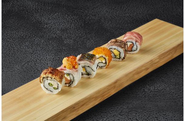 カラフルで可愛いロール寿司も!手軽に銀座で小料理が楽しめる「SHARI」9月26日オープン