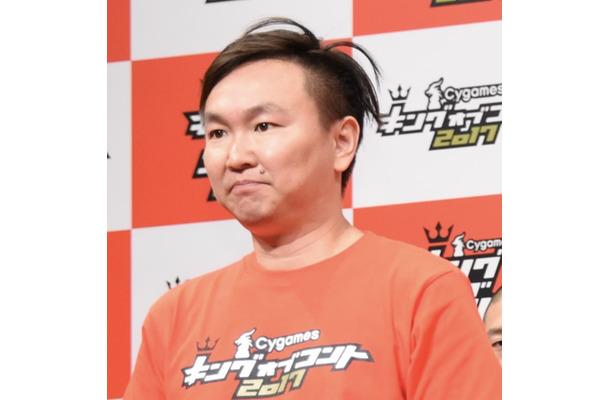 山内健司(かまいたち)【撮影:竹内みちまろ】