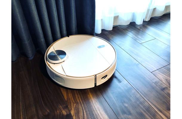 水ぶきも同時にできちゃうEufyのロボット掃除機をチェック!