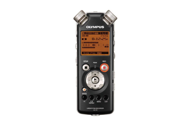 「Linear PCM Recorder LS-10」