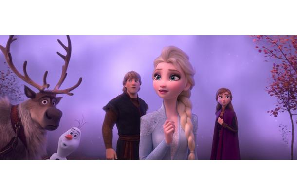 松たか子、神田沙也加による『アナと雪の女王2』日本語予告編解禁