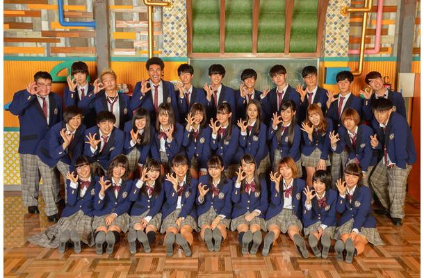 組 3 c 青春 年 高校 青春高校3年C組:テレビ東京