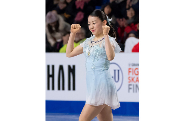 紀平梨花(c)Getty Images