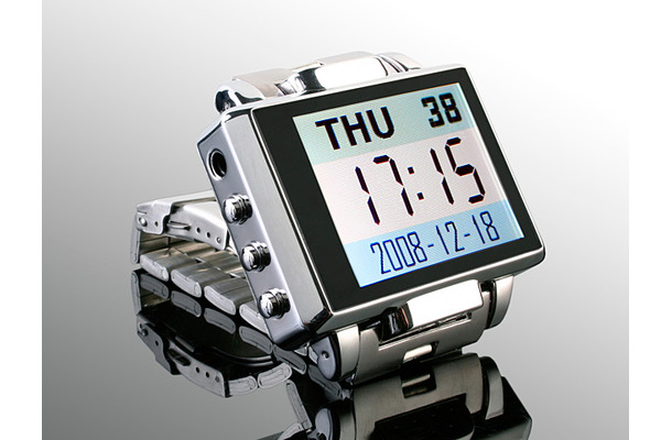 Video Camera MP4 Watch 8GB