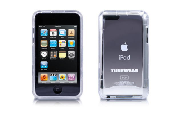 TUNESHELL Plus for iPod touch 2G(iPod touchは別売)