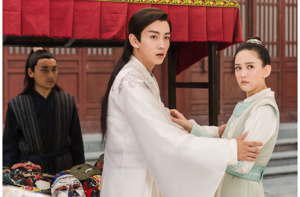 古代中国が舞台のドラマ『独孤皇后』予告編解禁!実在の皇后とその夫の愛を描く