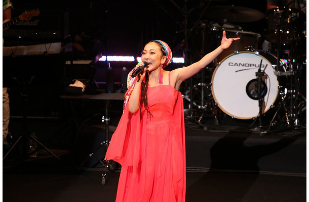 .MISIA (Photo by TPG/Getty Images)