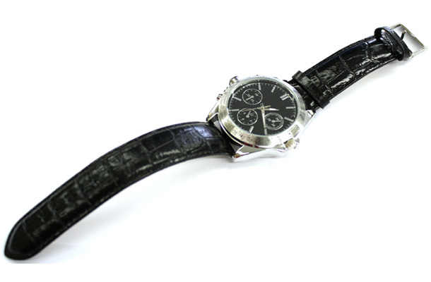 VIDEO CAMERA Analog Watch 4GB−クロノ調モデル−