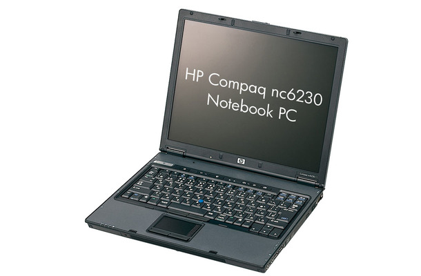 HP Compaq nc6230 Notebook PC