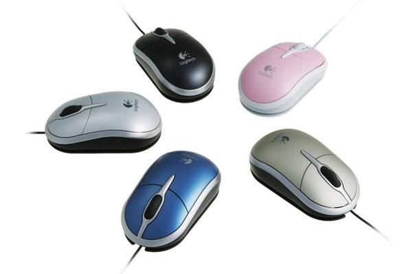 Notebook Optical Mouse Plusの新色