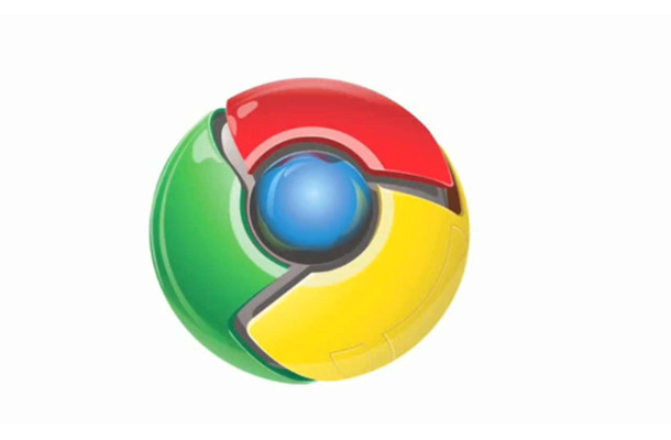 Google Chrome Icon Project