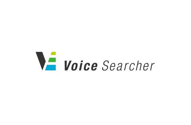 「Voice Searcher」ロゴ