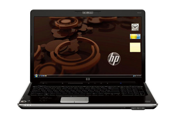 「HP Pavilion Notebook PC dv7/CT 冬モデル」