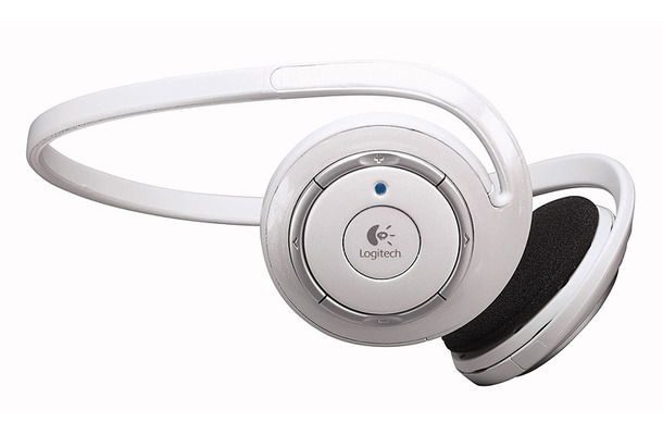 iPod用Bluetoothヘッドホン「Wireless Headphones for iPod」