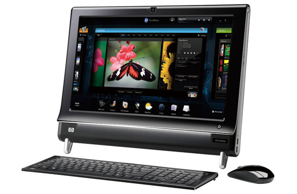「HP TouchSmart 300PC」シリーズ