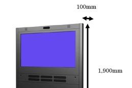 駅ナカにおけるデジタルサイネージの効果、15秒素材を週あたり約22万人が視聴 画像