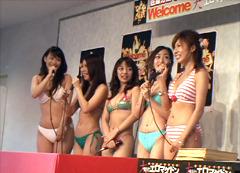 萌え萌えアキバアイドルニュース〜話題の最強着エロ軍団「Welcome」がアキバに参上 画像