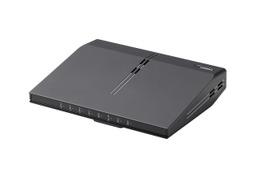 スマホ・タブから初期設定等が可能、40mまで接続できる無線LANルータ 画像