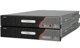 NEC、バックアップストレージ「iStorage HS」新製品を発売……従来機比5倍の最大容量 画像