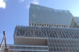 大阪新ランドマーク「あべのハルカス」先行オープン 6月13日 画像