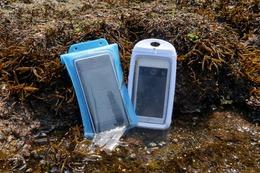 【レビュー】スマホ防水ケース、その実力は?…三浦半島で水中撮影に挑戦 画像