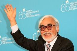 宮崎駿監督引退、「まだ早い」の声多数……「後継者がいない」 画像