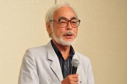 宮崎監督、今後のジブリ脚本・短編制作も否定……アニメ以外にやりたいことがある 画像