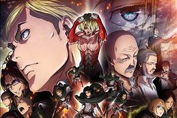 テレビアニメ版『進撃の巨人』全25話、ニコ生で一挙放送決定 画像