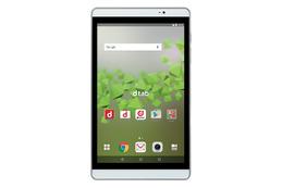 NTTドコモ、LTE対応の8型タブレット「dtab Compact d-02H」を20日に発売 画像
