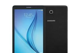サムスン、LTE対応でミドルクラスの8型タブレット「Galaxy Tab E 8.0」発表 画像