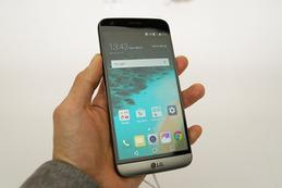 LG、Snapdragon 820搭載でバッテリー交換できる新型スマホ「LG G5」【MWC 2016 Vol.6】 画像