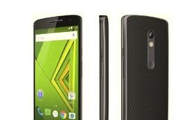 モトローラ、Android 6.0搭載SIMフリースマホ「Moto X Play」を国内で発売 画像