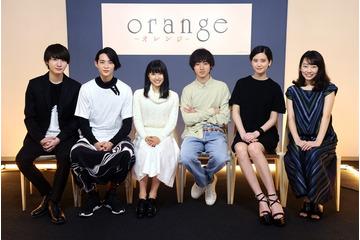 土屋太鳳&山崎賢人が同窓会!? 『orange』BD&DVDコメンタリー 画像