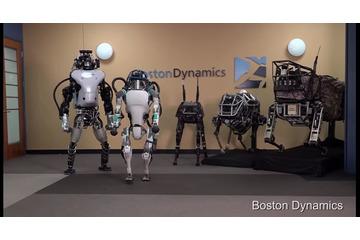 トヨタ、Google持株会社傘下の軍事用ロボット企業を買収か 画像