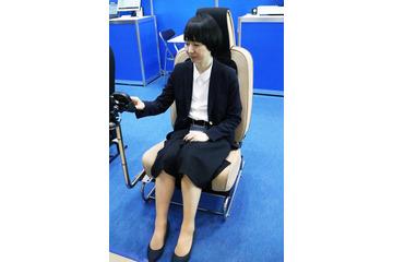 座るだけで体調把握!JUKIの安全運転支援システム 画像