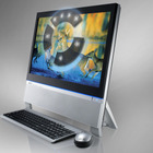 【CES 2011】NVIDIA、3D Vision対応のエイサー製27型液晶ディスプレイなどを出展 画像