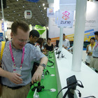 【COMPUTEX TAIPEI 2011(Vol.24)】Windows Phone 7 Mango搭載のスマートフォン「Acer W4」 画像